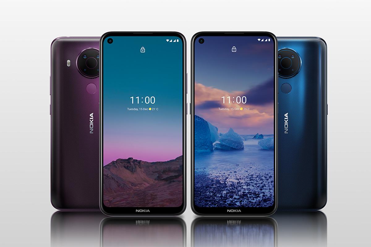 nokia 5 4 release 00-ノキアが手頃な価格帯の5Gと4Gスマートフォンをリリースする計画があることを明らかに