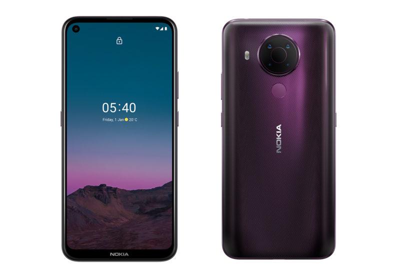 nokia 5 4 release 01 800x533-ノキアが「Nokia 5.4」を海外で発表。Snapdragon 662と48MPを搭載して189ユーロから