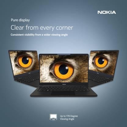 nokia x14 thin and light laptop 01-「Nokia PureBook X14」のスペックがインドのFlipkartで公開
