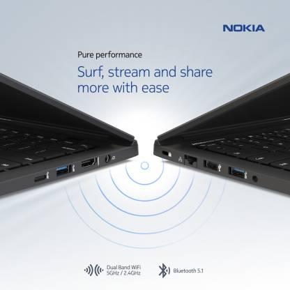 nokia x14 thin and light laptop 02-「Nokia PureBook X14」のスペックがインドのFlipkartで公開