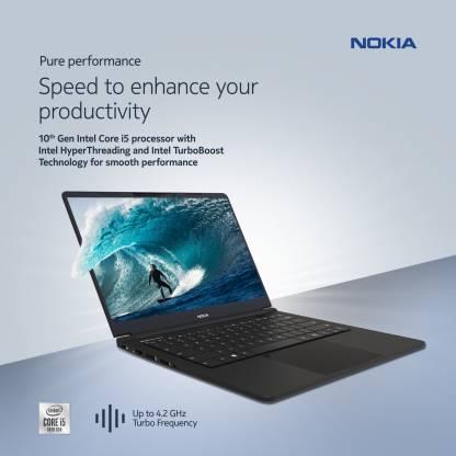 nokia x14 thin and light laptop-「Nokia PureBook X14」のスペックがインドのFlipkartで公開