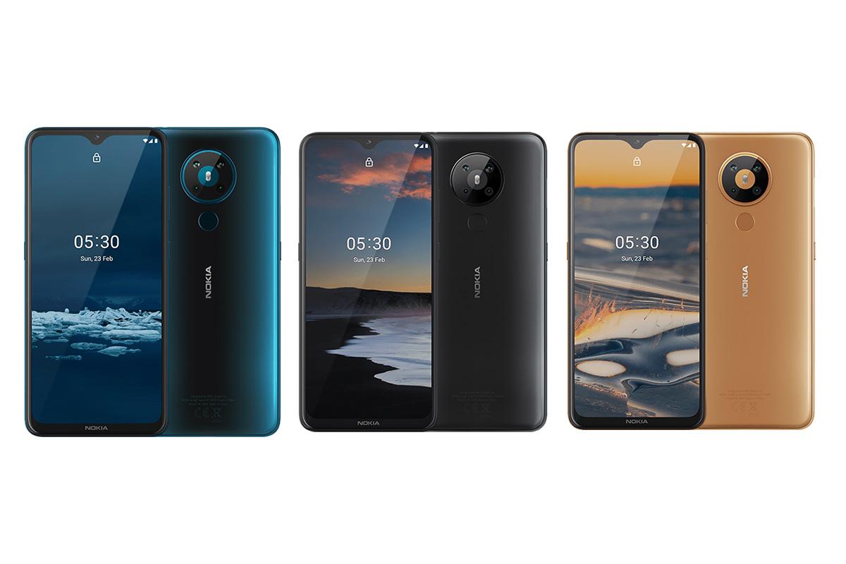 nokia 5 3 images-「Nokia 5.4」のスペック詳細が発表前にリークされました