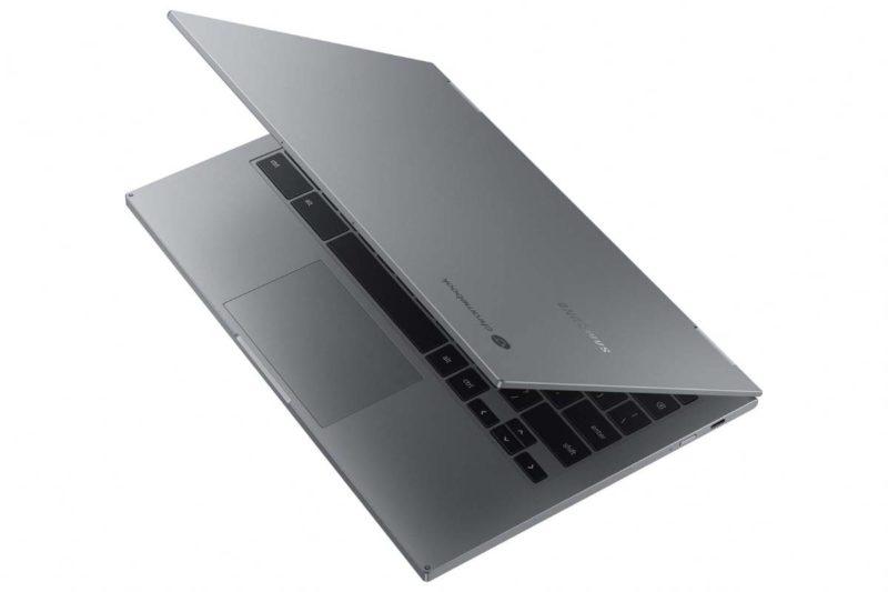 Galaxy Chromebook 2 Gray 800x533-Samsungが「Galaxy Chromebook 2」をCES 2021で発表。性能を抑えた手頃な価格の新モデル