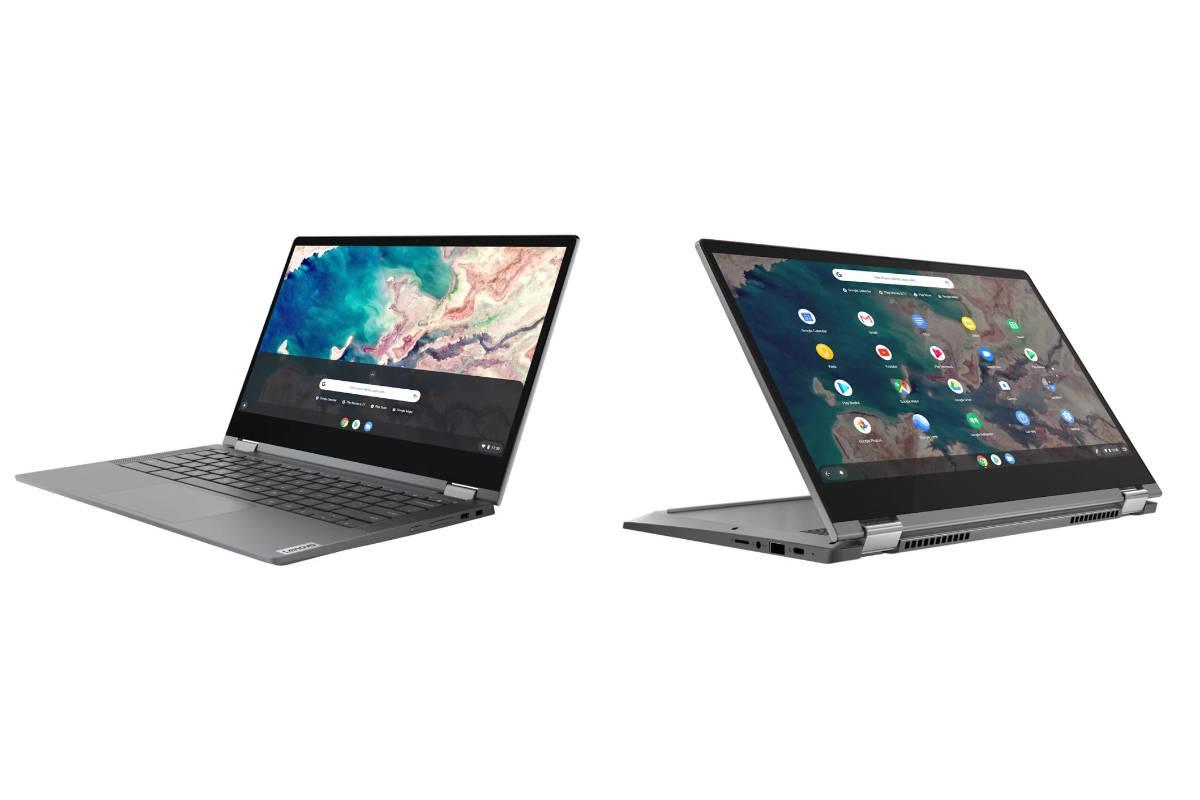 lenovo flex550i chromebook-Samsungが「Galaxy Chromebook 2」をCES 2021で発表。性能を抑えた手頃な価格の新モデル
