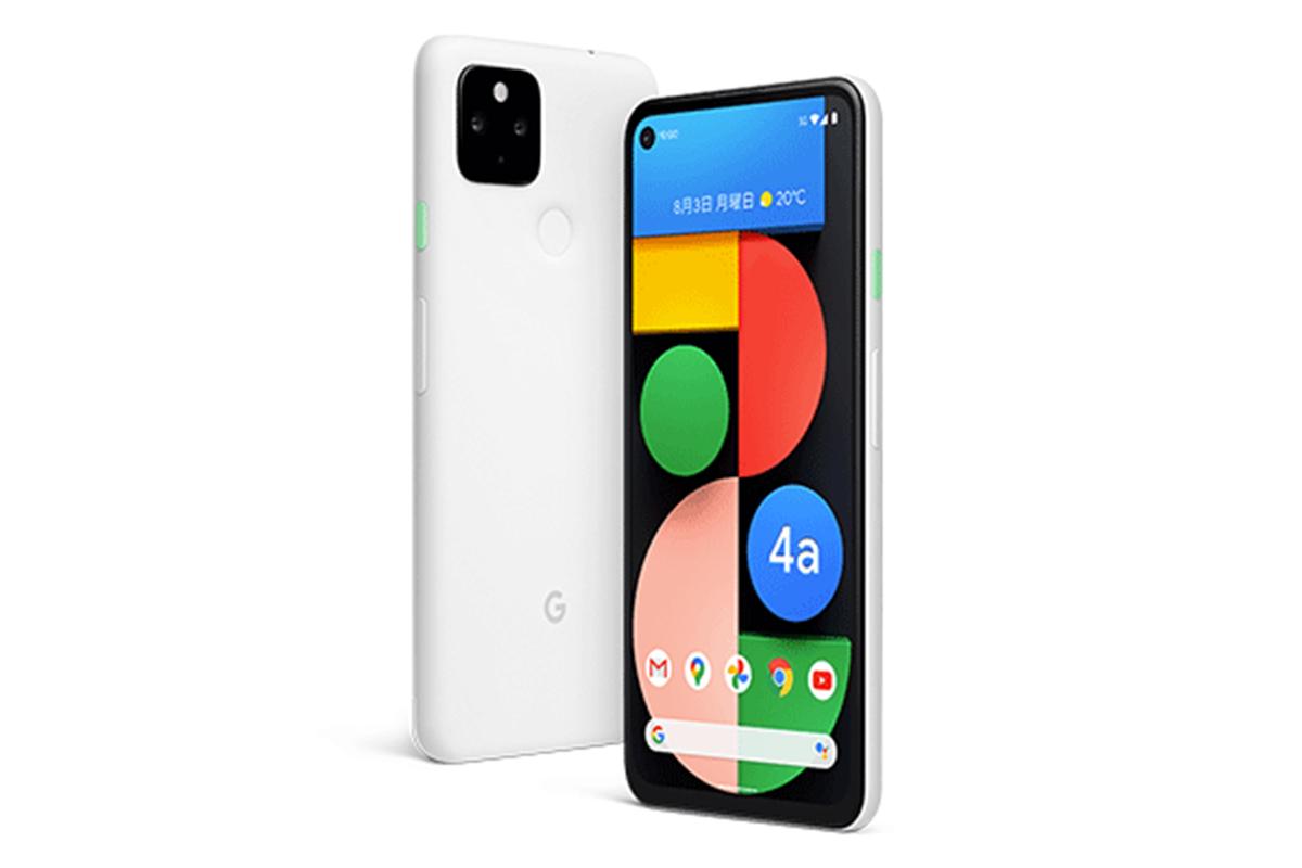 softbank-release-google-pixel-4a-5g-white
