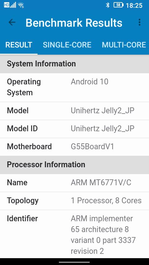 Screenshot 20210218 182557-Felica搭載の超コンパクトスマホ「Unihertz Jelly 2 」をレビュー。サブ端末としてオススメ