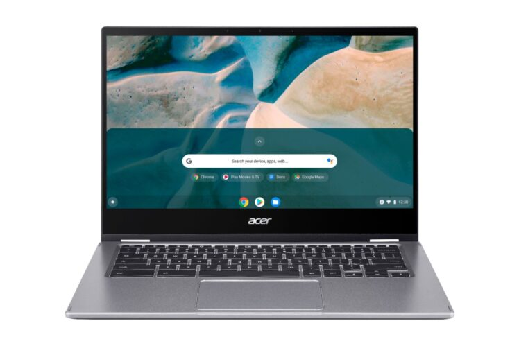 bestbuy appear acer chromebook spin 514 ryzen3 748x499-Acer Chromebook Spin 514のRyzen 3モデルが米国Bestbuyに登場