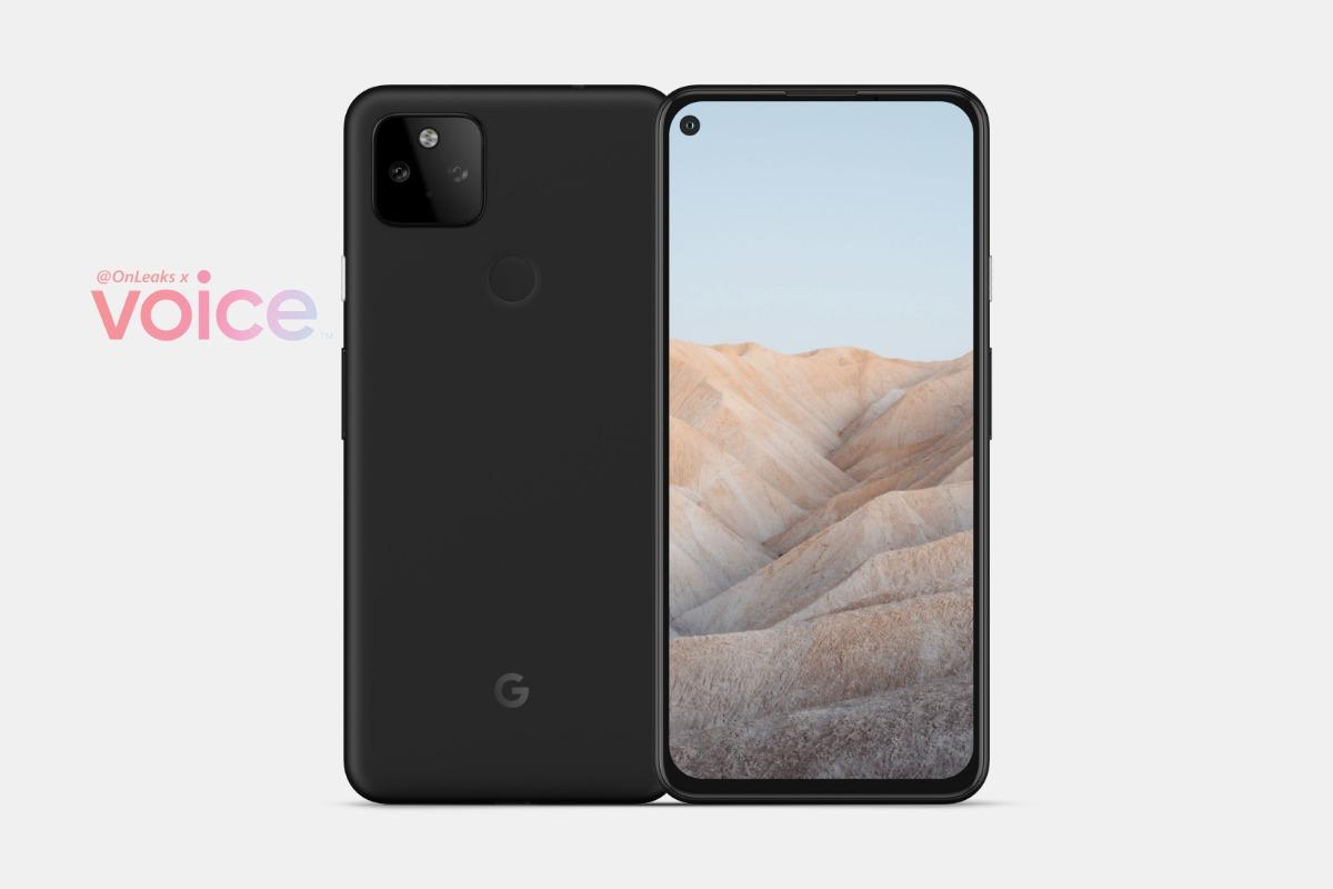 leak render google pixel 5a 00-ノキアが手頃な価格帯の5Gと4Gスマートフォンをリリースする計画があることを明らかに