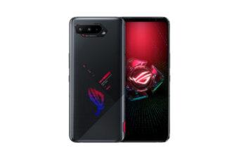 official image asus rog phone 5 320x213-「ASUS ROG Phone 5」には初の18GBRAM搭載モデル。新しいベンチマークがGeekbenchに登場