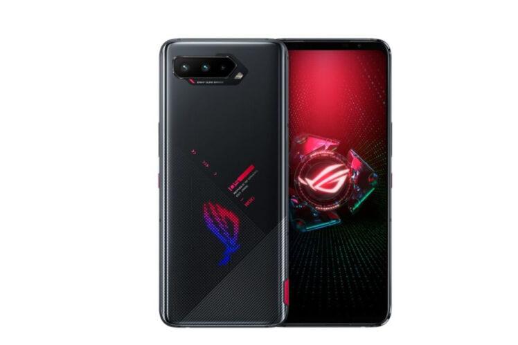 official image asus rog phone 5 748x499-ASUSがゲーミングスマートフォン「ROG Phone 5」シリーズを海外で発表。ベースモデルとPro、Ultimateの3機種を展開