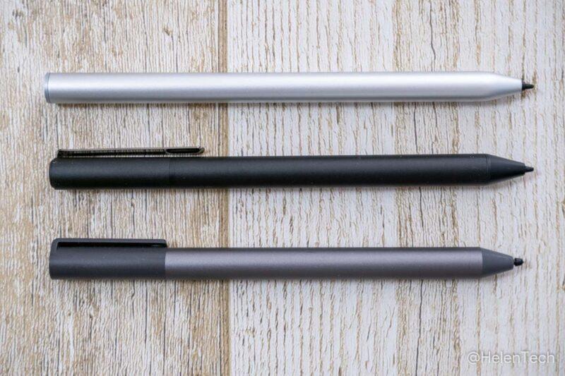 review elecom usi touch pen 007 800x533-エレコムの「USI アクティブタッチペン(Works with Chromebook)」をレビュー。困ったらとりあえずコレを買え