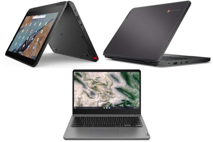 Lenovo release Chromebook 4 models for education 2021 748x499-レノボが教育市場向けChromebookを4機種、海外で発表。430ドル以下に収まる低価格モデル
