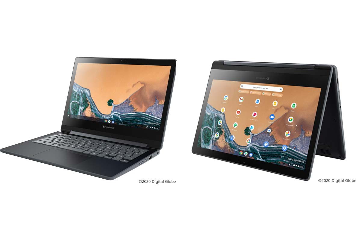 Softbank releases Dynabook Chromebook C1 for corporations from March 22