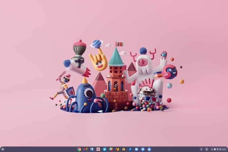 chromebook add new wallpaper collection imaginery 02 800x533-GoogleはChromebookの壁紙コレクションに新しく「イマジネーション」を追加