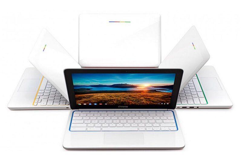 hp chromebook 11 image 2013 800x533-Chromebook「Lindar」にはGoogleカラーのライトバーが搭載される可能性があります