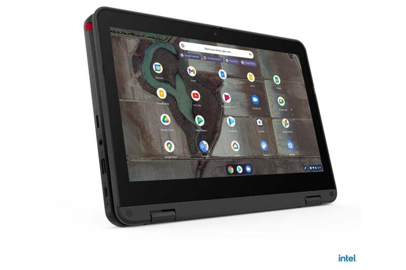 lenovo 500e chromebook gen3 800x533-レノボが教育市場向けChromebookを4機種、海外で発表。430ドル以下に収まる低価格モデル
