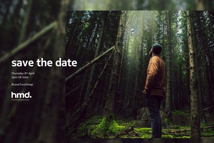 nokia release event 8 april 2021 748x499-Nokiaが4月8日に新しいスマートフォンを3機種発表する可能性があります