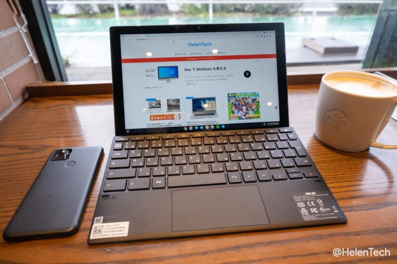 review asus chromebook detachable cm3000 11 800x533-「ASUS Chromebook Detachable CM3」をレビュー!これは名機と言えるChromebookタブレット