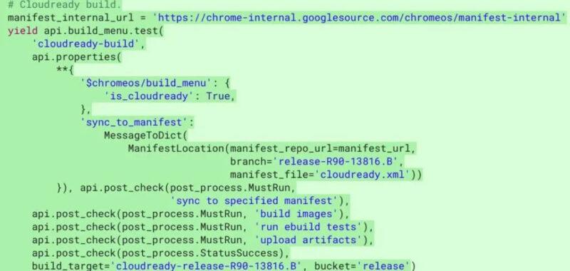 CloudReady build for Chrome OS 90 1024x486 1 800x380-GoogleはCloud ReadyをChrome OS 90で統合するかもしれません