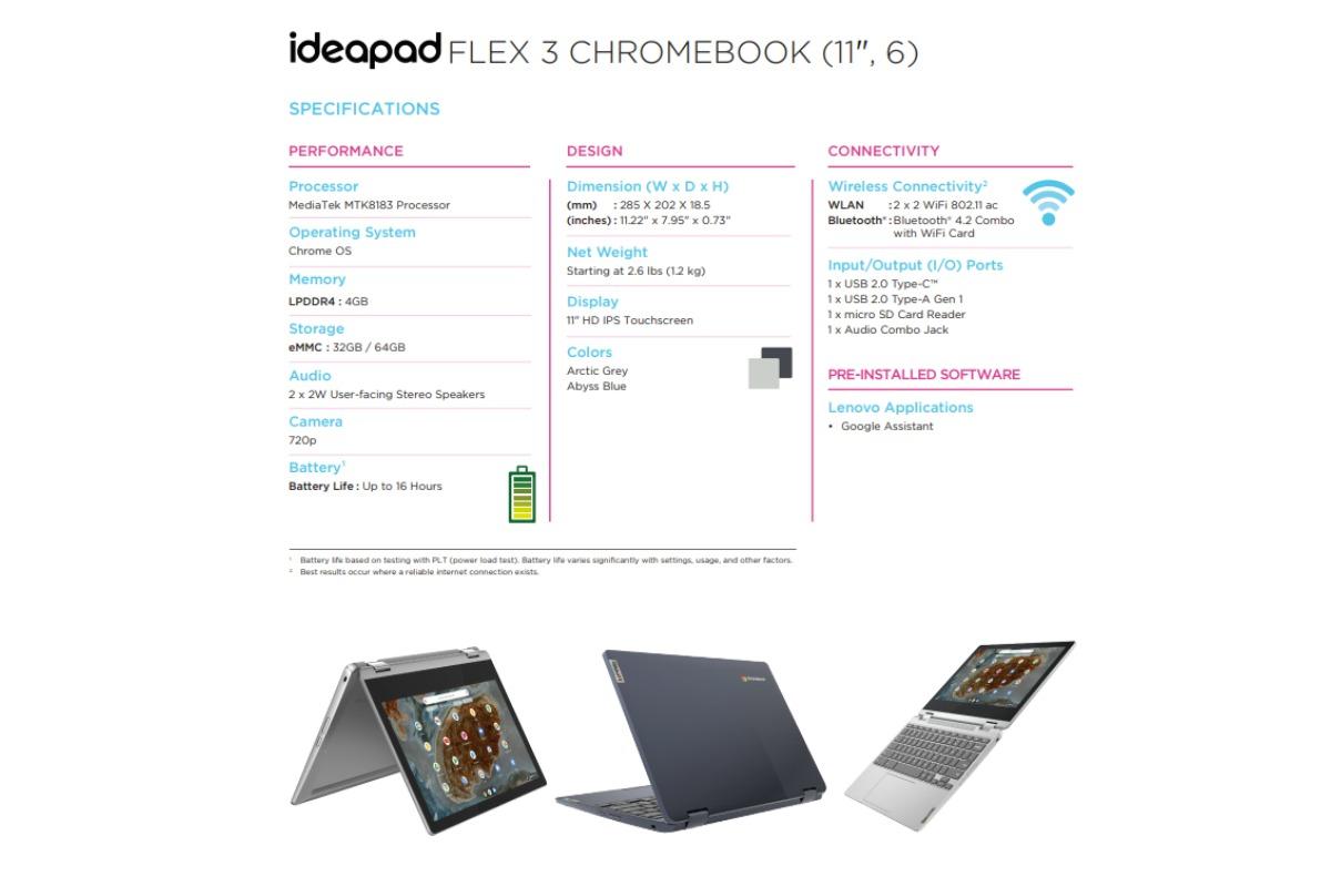 lenovo-release-11inch-mt8183-ideapad-3-chromebook