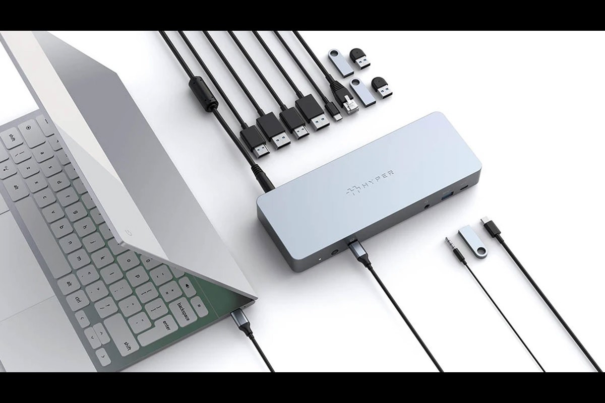 HYPER Announces Works With Chromebook USB-C Accessories