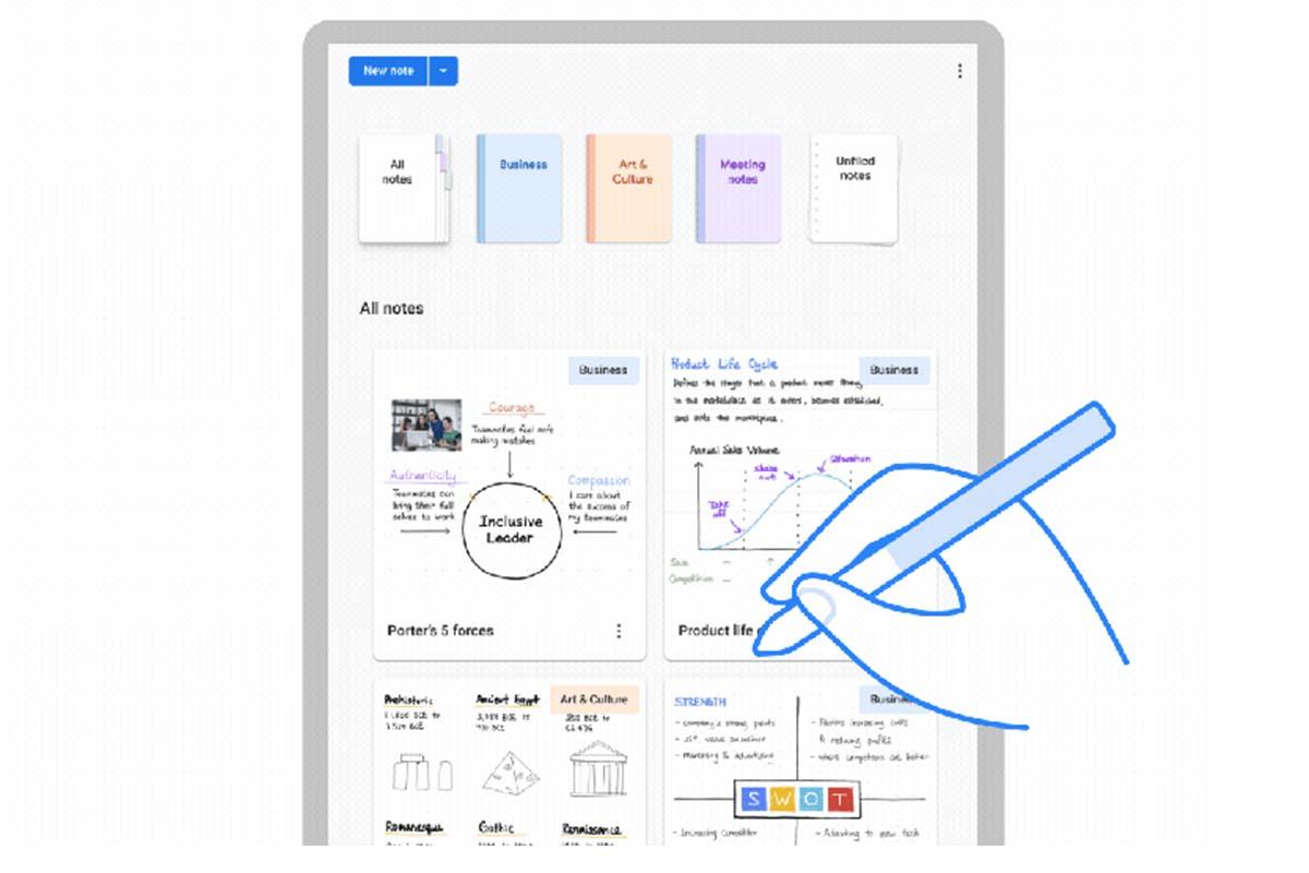 google-Cursive-app