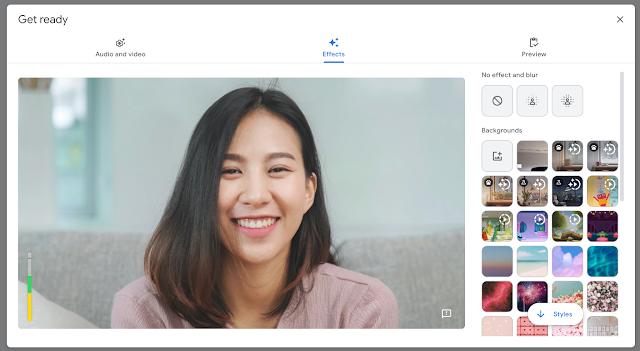 20210827 Effects panel self-check screenshot