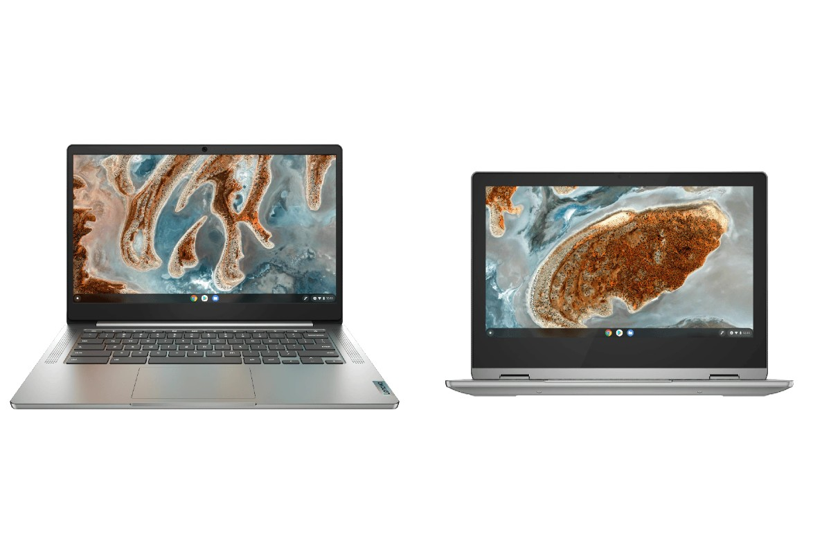 Lenovo-release-new-mt8183-chromebook-2models-amazon