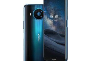 2a7b472ca174aca77ebb93bd502ecd8e-「Nokia 8.3 5G」が英国Cloveで10月8日より販売開始。本体価格は57,701円から