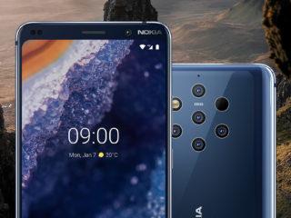 6caa3914a7a7918056584de5a00c16cf-ノキアの上位機種「Nokia 9」と中間機種「Nokia X71(8.1 Plus)」を比較してみる