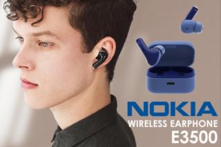 7aa0680823f1166fccc80751f5b8e05f-ノキアの完全ワイヤレスイヤホン「Nokia E3500」がクラウドファンディングに登場