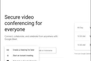f5ab2beb1db040214af02caee1116a63-Googleが「Google Meet」で会議を開始するときの新しいオプションを追加